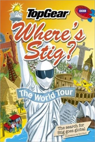 Where's Stig? (The World Tour, Top Gear) - Used