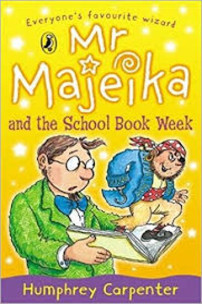 Mr Majeika and the School Book Week - Used