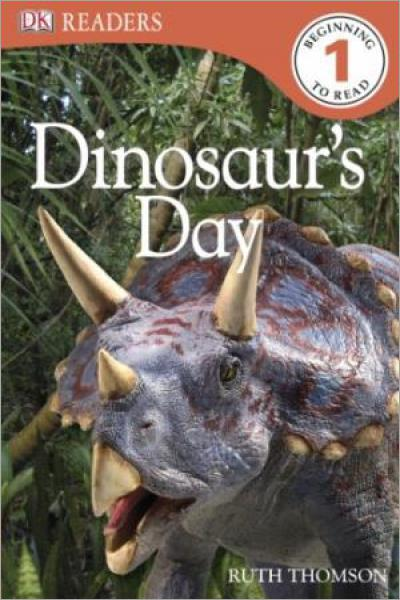 Dinosaur's Day - Used
