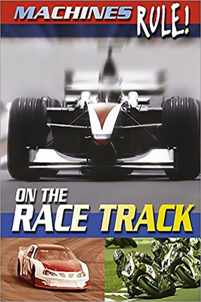 On the Race Track (Machines Rule) - Used