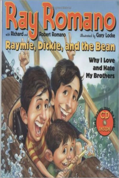 Raymie, Dickie, and the Bean: Why I Love and Hate My Brothers (Book and CD) - Used