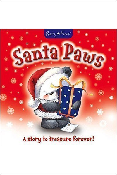Party Paws Christmas - Hardcover - Used