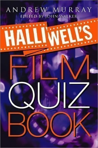 Halliwell's Film Quiz Book - Used