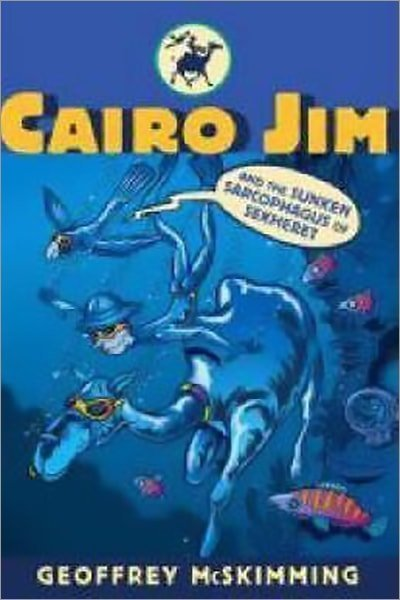 Cairo Jim and the Sunken Sarcophagus of Sekheret - Used
