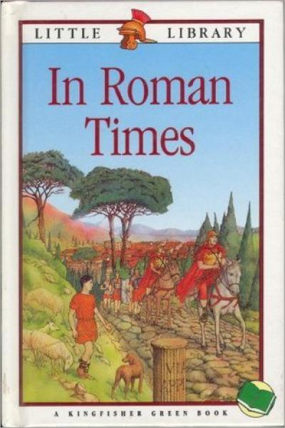 In Roman Times (Little Library) - Used