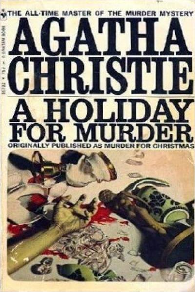A Holiday for Murder - Used