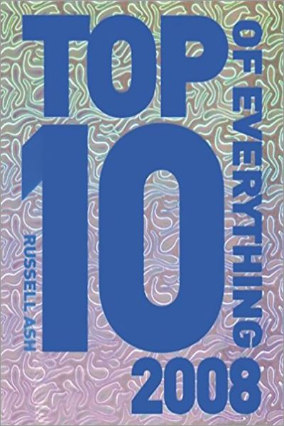 Top 10 of Everything 2013 - Used (Good Condition)