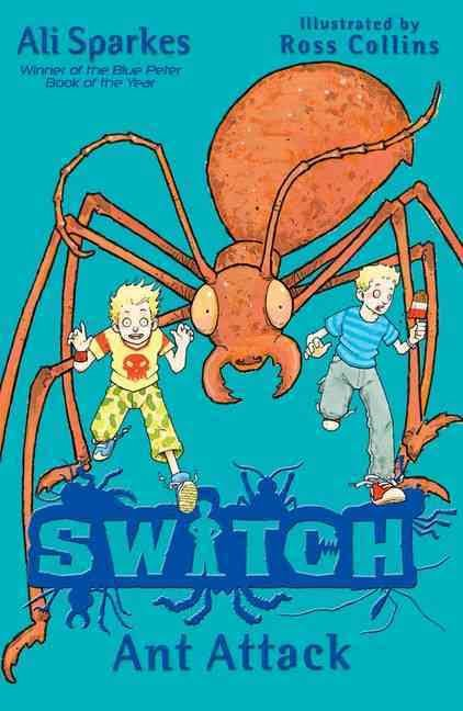 SWITCH:Ant Attack - Used