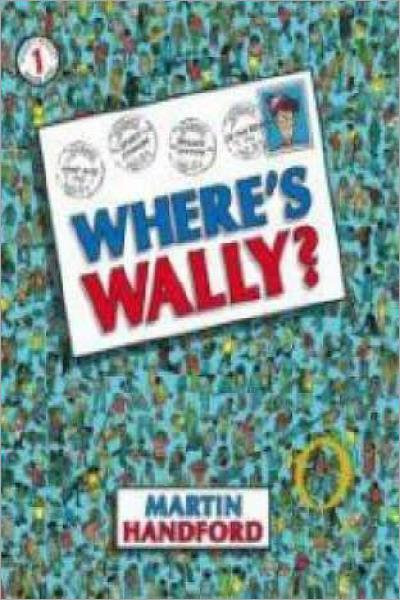 Where's Wally? - Used