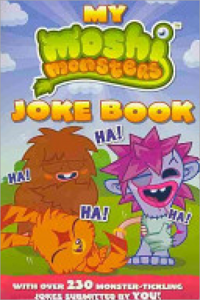 My Moshi Monster Joke Book - Used