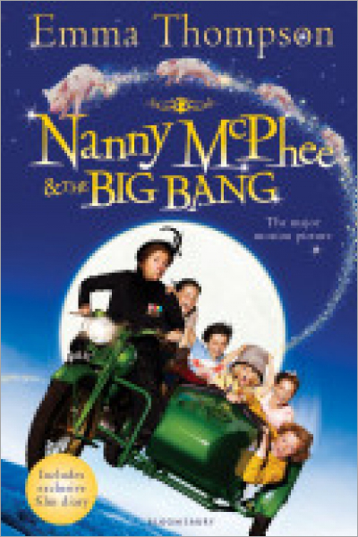 Nanny McPhee and the Big Bang - Used