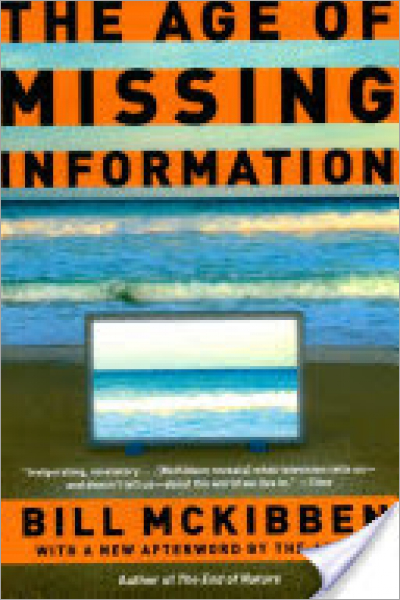 The Age of Missing Information - Used