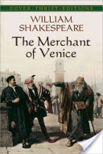 The Merchant of Venice - Used