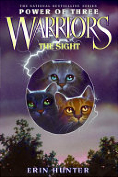 Warriors: Power of Three #1: The Sight - Used