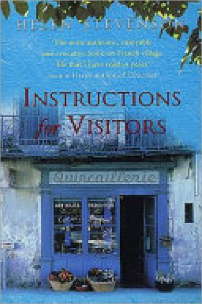 Instructions for Visitors - Used
