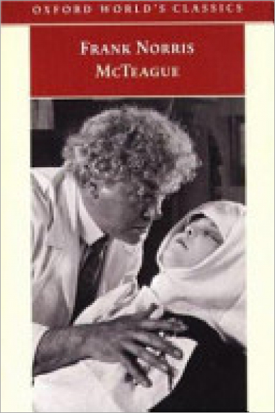 McTeague A Story of San Francisco - Used