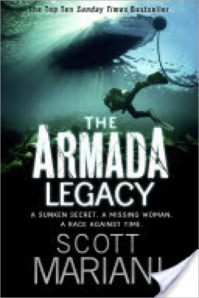 The Armada Legacy (Ben Hope, Book 8) - Used
