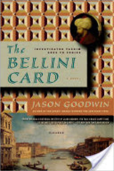 The Bellini Card A Novel - Used