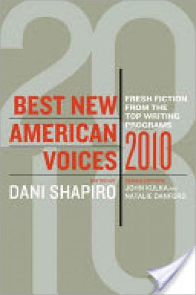Best New American Voices 2010 - Used