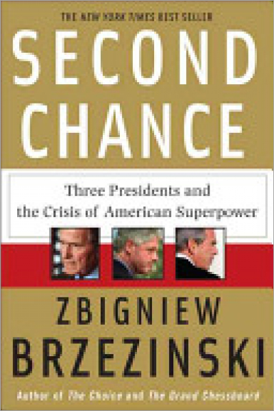 Second Chance Three Presidents and the Crisis of American Superpower - Used