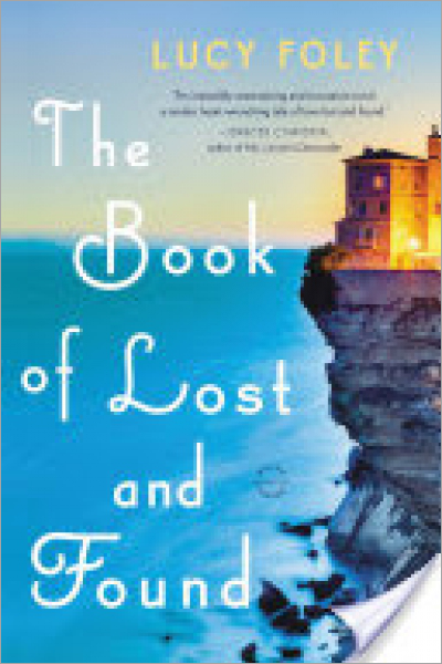The Book of Lost and Found A Novel - Used