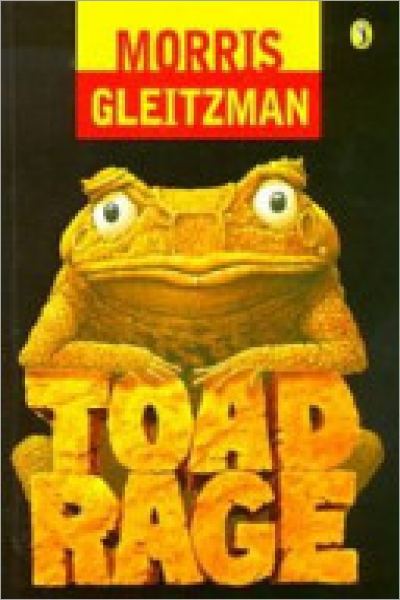 Toad Rage - Used