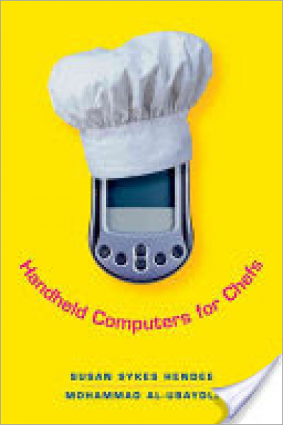 Handheld Computers for Chefs : - Used