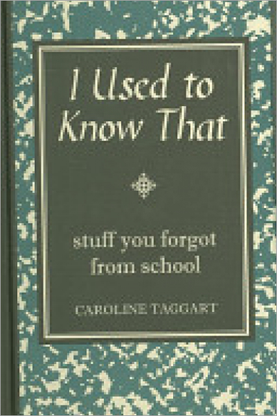 I Used to Know That Stuff You Forgot from School - Used