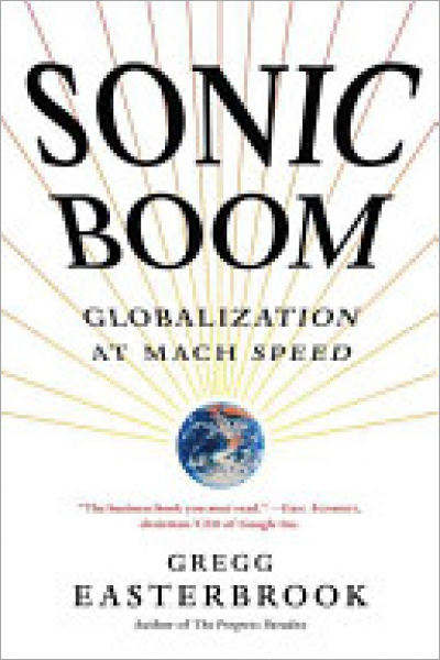 Sonic Boom Globalization at Mach Speed - Used