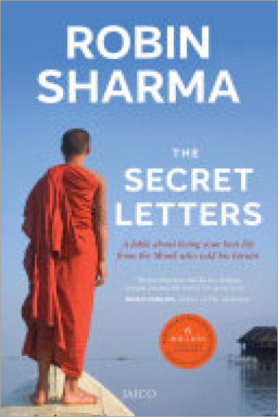 The Secret Letters of the Monk Who Sold His Ferrari : - New