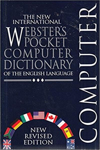 The New International Webster's Pocket Computer Dictionary of the English Language - Used