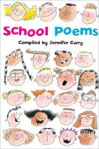 School Poems (Young Hippo Poetry) - Used