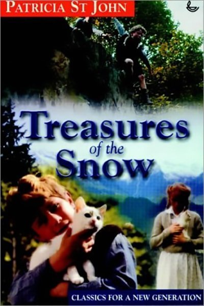 Treasures of the Snow - Used