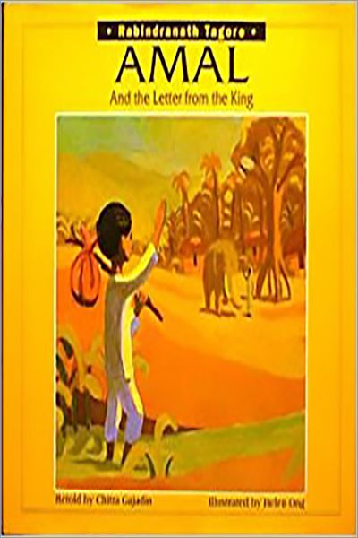 Amal and the Letter from the King/Adapted from the Play, the Post Office - Used