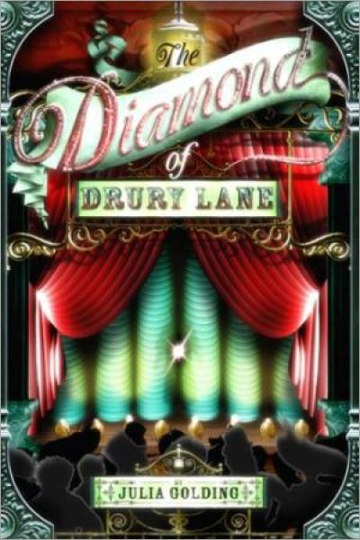 The Diamond of Drury Lane - Used