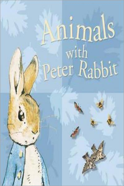 Animals With Peter Rabbit - Used