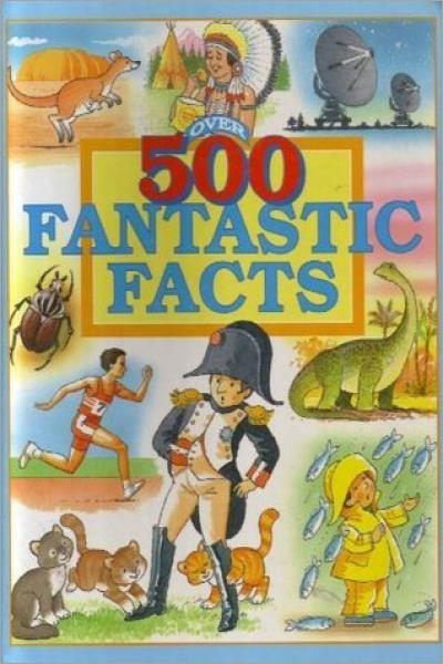 500 Fantastic Facts - Used