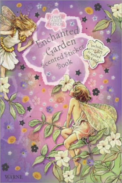 Flower Fairies Friends Enchanted Garden Sticker Bk (uk Ed) - Used