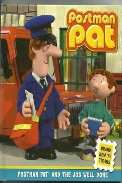 Postman Pat and the Job Well Done - Used