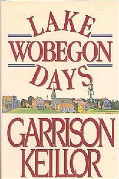 Lake Wobegon Days – Hardcover – Used