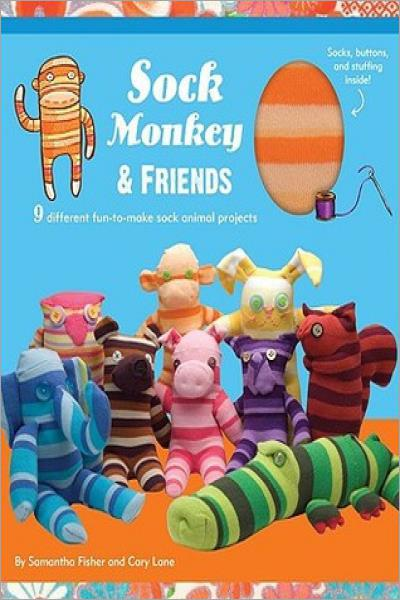 Sock Monkey and Friends Kit - Used