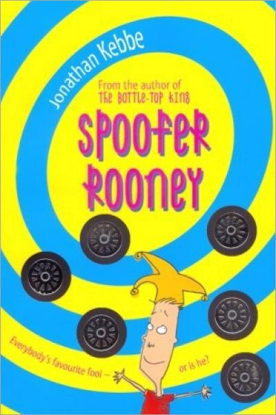 Spoofer Rooney - Used