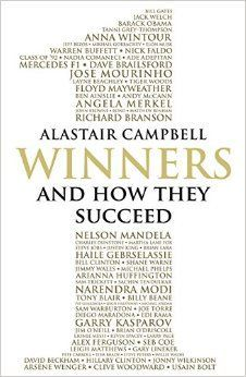 Winners and How They Succeed - Used
