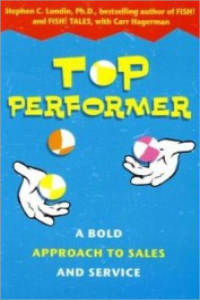 Top Performer A Bold Approach To Sales & Service - Used