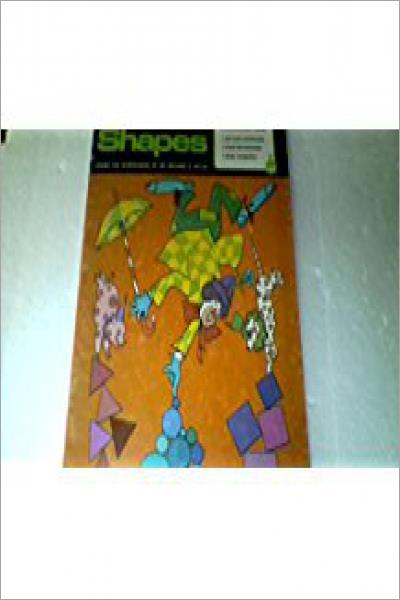 Shapes (Preschool Practice Workbook) - Used
