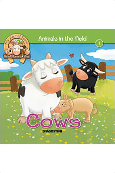 Animals in the Field - Hardcover - Used