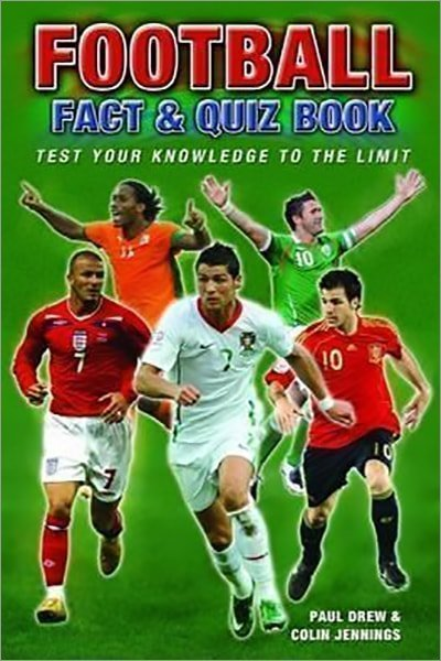 Football Quiz Book - Used