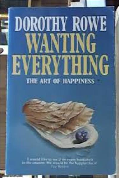 Wanting Everything The Art of Happiness - Used
