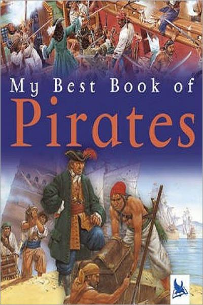 My Best Book Of Pirates - Used