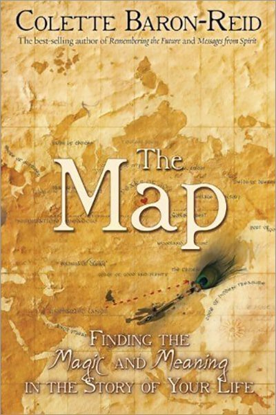 The Map: Finding the Magic and Meaning in the Story of Your Life - Used